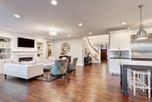 Engineered Hardwood Flooring Installation Allen, TX